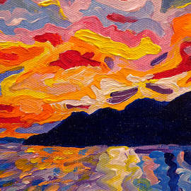 Morgan  Ralston - West Coast Sunset