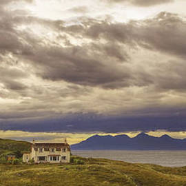 Jason Politte - West Highlands Home - Scotland - Isle of Rum - Landscape