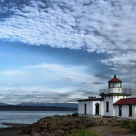 Joan Carroll - West Point Lighthouse II