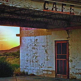 Brian Kerls - West Texas Cafe