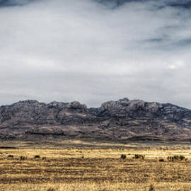Tony  Colvin - West Texas Mountains