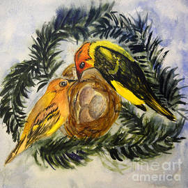 Donna Walsh - Western Tanager