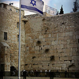 Stephen Stookey - Western Wall Jerusalem