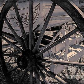 Janice Rae Pariza - Western Wheels