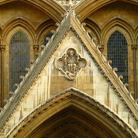 Connie Handscomb - Westminster Abbey . Architectural Details
