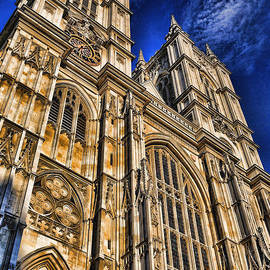 Stephen Stookey - Westminster Abbey West Front
