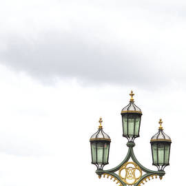 Ann Horn - Westminster Bridge Lamppost