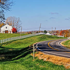 Kevin Anderson - Weston MO Country Road