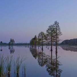 Brian Kamprath - Wetland Sunrise