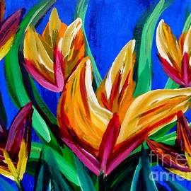 Annie Zeno - Whacky Whimsical Wild Flowers