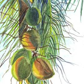 Carol Wisniewski - What A Lovely Bunch of Coconuts