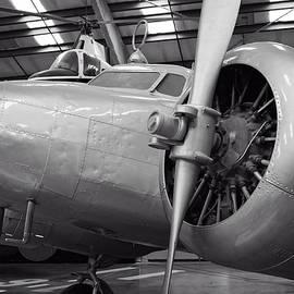 Carolina Liechtenstein - What Amelia Earhart Flew