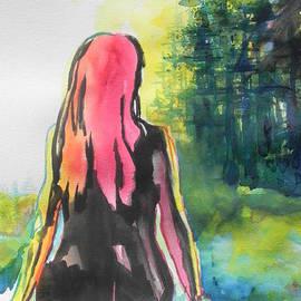 Chrisann Ellis - What Lies Ahead Series...  Peace