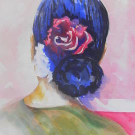 Chrisann Ellis - What Lies Ahead Series.. Watching Time Go By