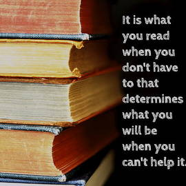 Marianne Beukema - What You Read