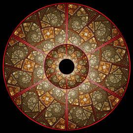 Ross Hilbert - Wheel of Illusions I