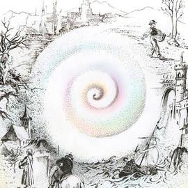 Anna Ewa Miarczynska - Wheel of Reincarnation