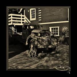 Barbara St Jean - Wheels of Old