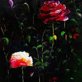 Gloria Dietz-Kiebron - When a Rose is a Rose