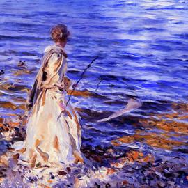 Georgiana Romanovna - When A Woman Goes Fishing