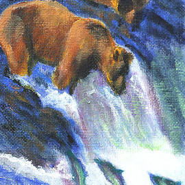 David Zimmerman - When Bears go Fishin