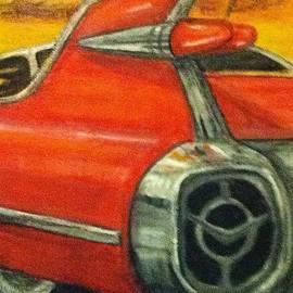 Larry E  Lamb - When cars were art