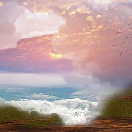 Georgiana Romanovna - When Heaven Breaks - Surrealism