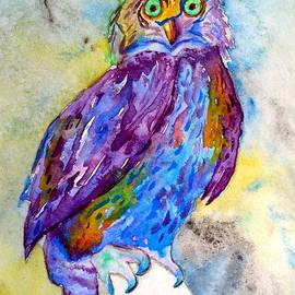 Beverley Harper Tinsley - When I Put My Owl Mask On