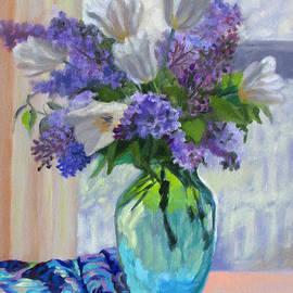 Bonnie Mason - When Lilacs Bloomed