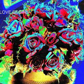 Anand Swaroop Manchiraju - When Love Begins