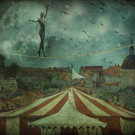 Marie  Gale - When the circus came to town...