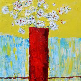 Patricia Awapara - Flowers from the Garden