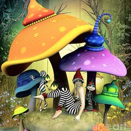 Jutta Maria Pusl - Whimsical Wonderland