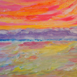 Meryl Goudey - Whipped Cream Skies
