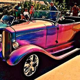 Stanley  Funk - Rainbow Roadster