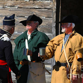 Catherine Sherman - Whiskey Ration at the Old Fort