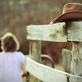 Marcia Mauskopf - Whispers Of A Cowgirl