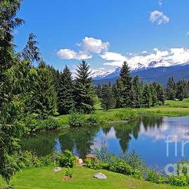 Charline Xia - Whistler Golf Club