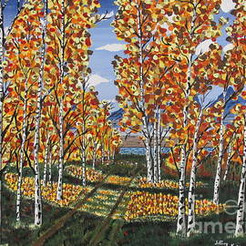 Jeffrey Koss - White Birch Reservoir