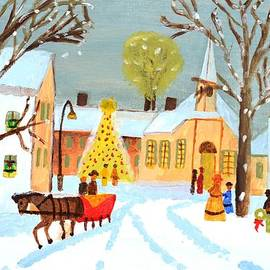 Magdalena Frohnsdorff - White Christmas
