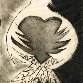 Sharon Cummings - White Dove Art - Comfort - By Sharon Cummings