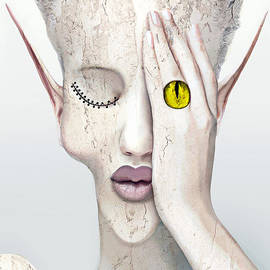 Yosi Cupano - White Face