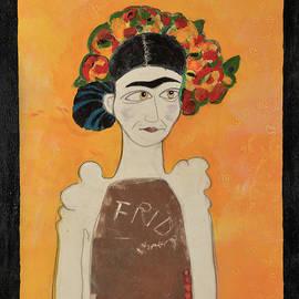 Jennie Cooley - White Frida