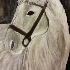Christy Saunders Church - White Horse