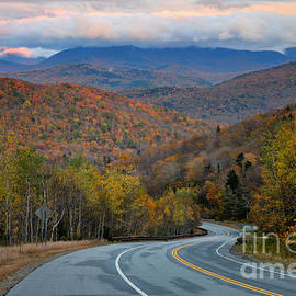 Thomas Schoeller - White Mountain Roads - New Hampshire