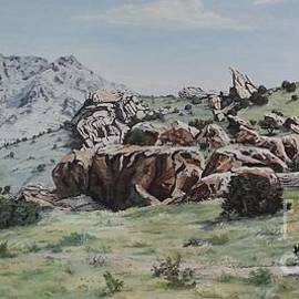 Jodi Murphy - White Rock Canyon