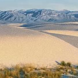 Nikolyn McDonald - White Sands Morning #1 - New Mexico