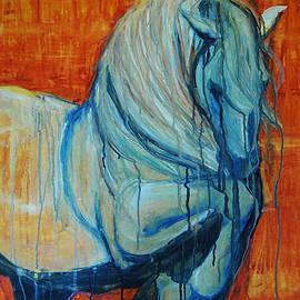 Jani Freimann - White Stallion