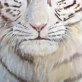 Ira Florou - White Tiger