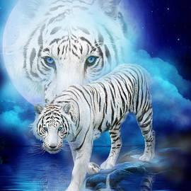 Carol Cavalaris - White Tiger Moon
